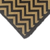 Chevron (Gold and Black)
