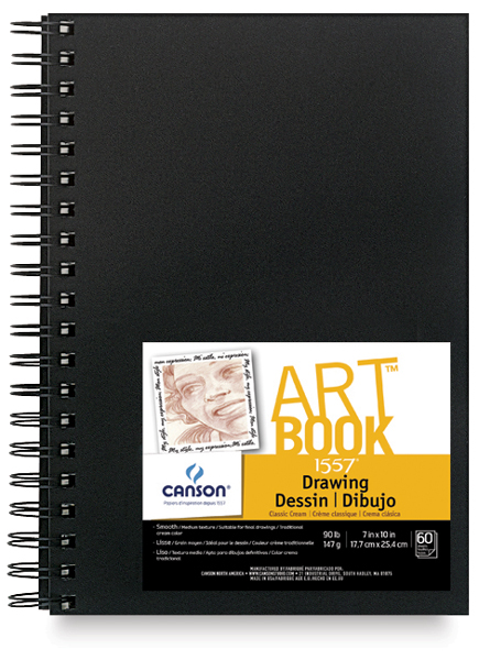 Field Drawing Book, 60 Sheets