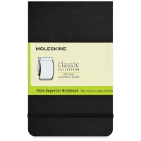 Plain Reporter Soft Cover Notebook