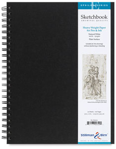Epsilon Series Sketchbook, Wirebound