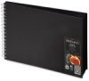Fabriano Hardcover Black Sketchbook
