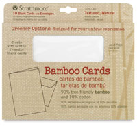 Strathmore Greener Options Blank Cards and Envelopes