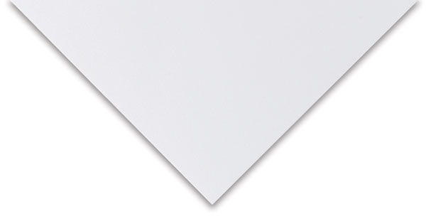 Velvet Printmaking Sheet, Radiant White