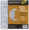 Aluminum Folding Sheets, Pkg of 50