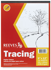Tracing Pad, 50 Sheets