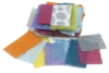Black Ink Mulberry Paper Scrap Pack