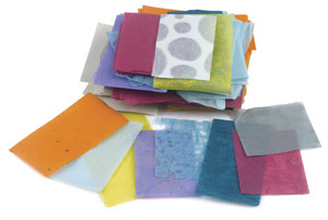 Mulberry Paper Scrap Pack