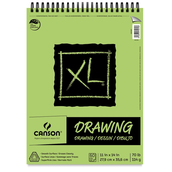 Drawing Pad, 60 Sheets