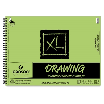 Drawing Pad, Wirebound