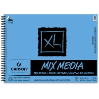 "Mix Media Pad, 18"" × 24"", 30 Sheets"