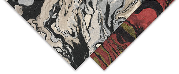 Nepalese Marbled Lokta Papers