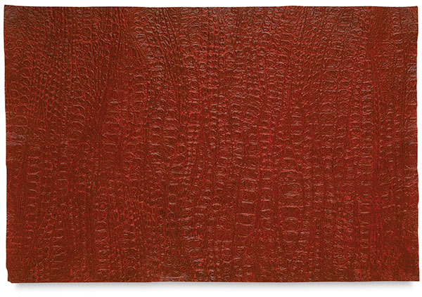 Crocodile Paper, Red