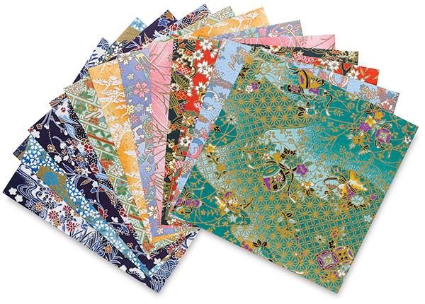 Assorted, 10 sheets