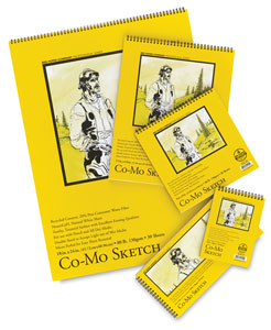 Co-Mo Sketch Pads