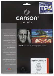 Infinity Discovery Pack, 12 Sheets