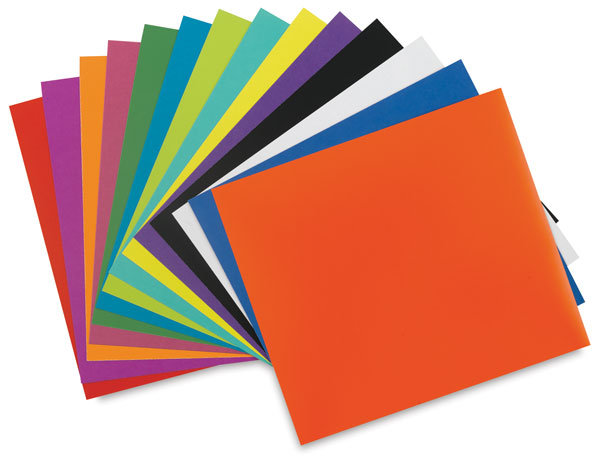 Double Color Cardstock