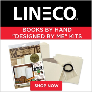 """Books by Hand """"Designed by Me"""" Blank Cover Bookbinding Kits"""