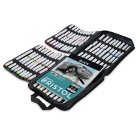 Profolio Marker Case for 72 Markers(Art supplies not included)