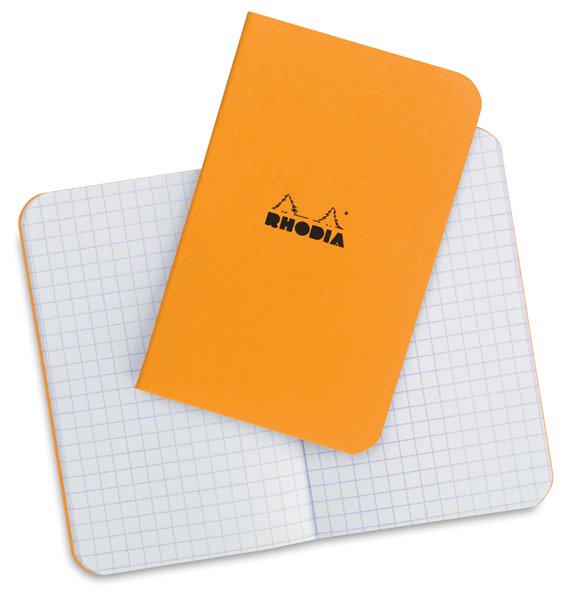 Graph Notebook, Orange