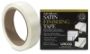 Satin Cloth Tape, Ivory
