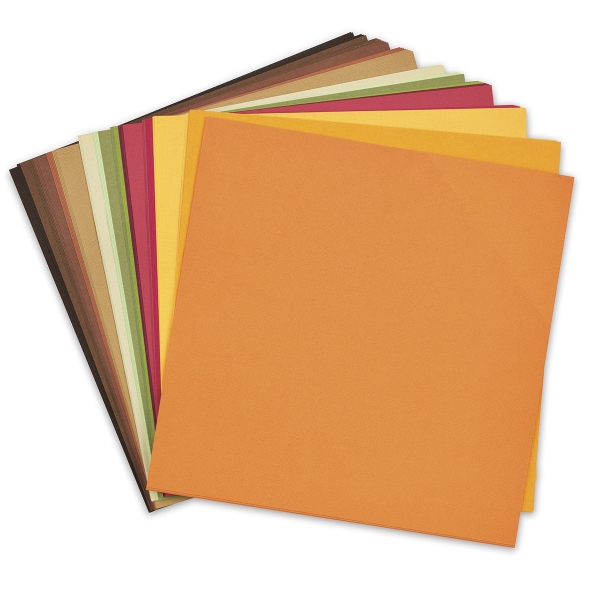Autumn Colors, Pkg of 60 Sheets