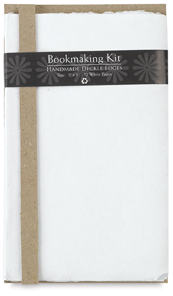 "Bookmaking Kit, 5"" × 8"""