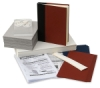 Red Faux Leather, Class Pack for 10 Students