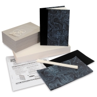 Journal Kit, Marble, Class Pack for 10 Students