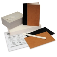 Tan Faux Leather, Class Pack for 10 Students