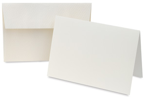 Canvas Cards, Announcement, Pkg of 10
