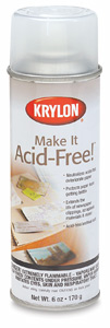 Acid-Free Spray