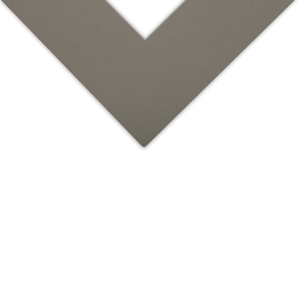 Alphamat Essentials Matboard, Gray