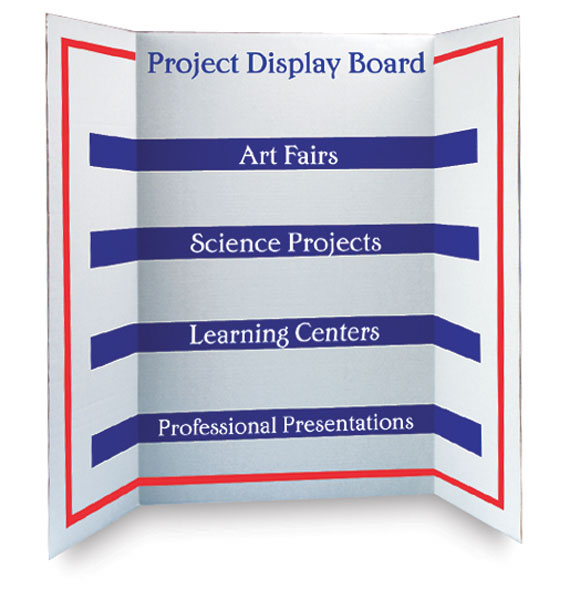 Project Display Board