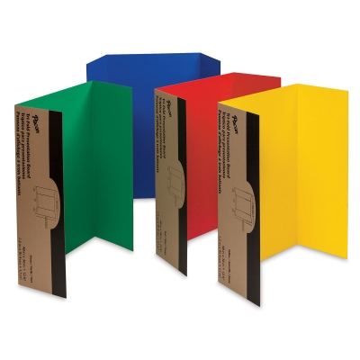 Pacon Colored Presentation Boards
