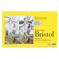 300 Series Bristol, Pkg of 24 Sheets