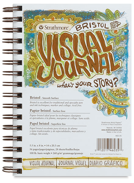 Strathmore Visual Journals, Bristol (Smooth)
