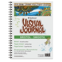 Strathmore Visual Journal, Bristol (Smooth)