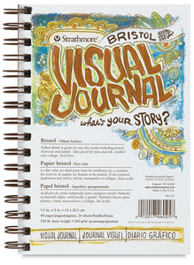 Strathmore Visual Journals, Bristol (Vellum)