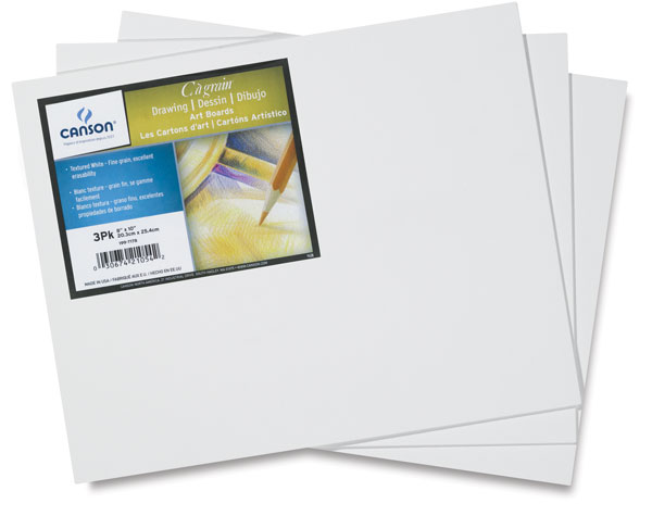 C' a Grain Art Board, Pkg of 3