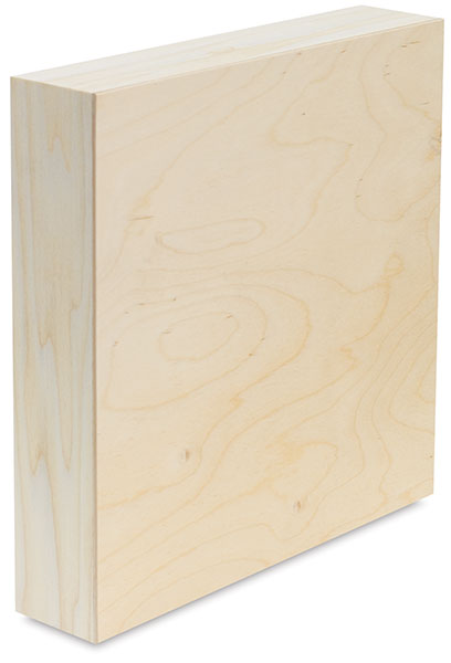 - American Easel Wood Painting Panels - BLICK Art Materials