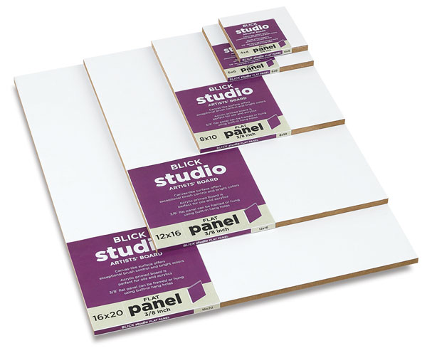 Studio Flat Artists' Board