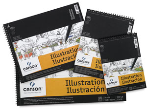Artist Series Illustration Pads
