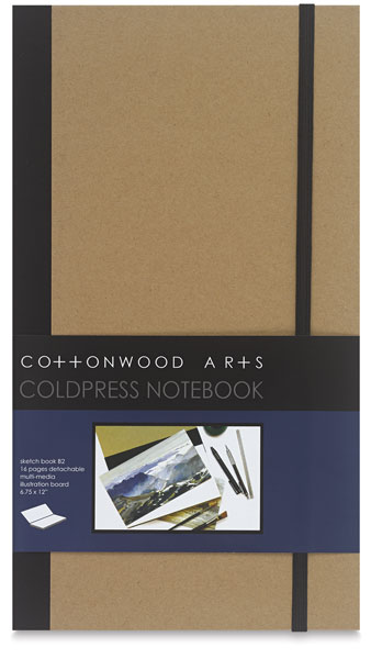 Coldpress Notebook, 16 Sheets