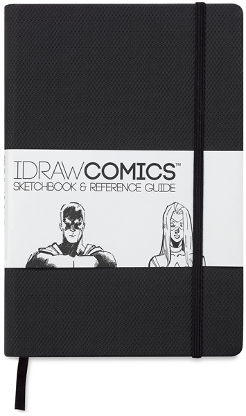 IDraw Ccomics Sketchbook & Reference Guide