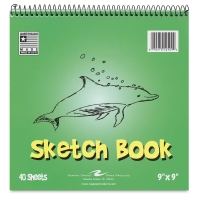 Roaring Spring Kid's Sketch Book
