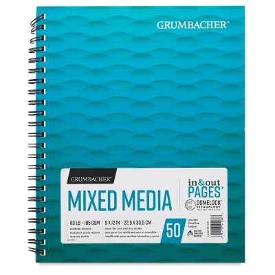 Mixed Media Pad, 50 Sheets