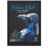 Richeson Black Art Paper Bulk Packs