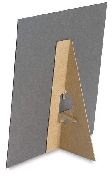 Chipboard Easels, Pkg of 100