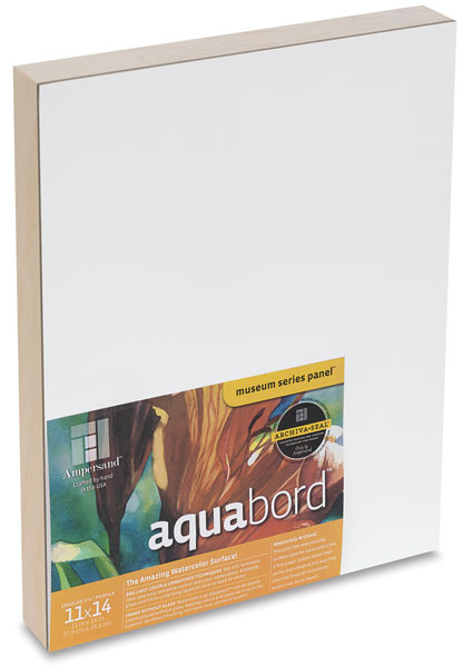 "Aquabord, 1-1/2"" Cradled"