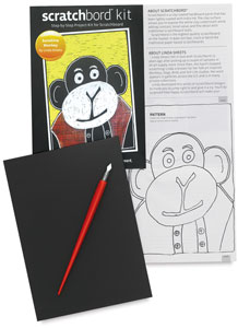 Sunshine Monkey, Step-by-Step Project Kit